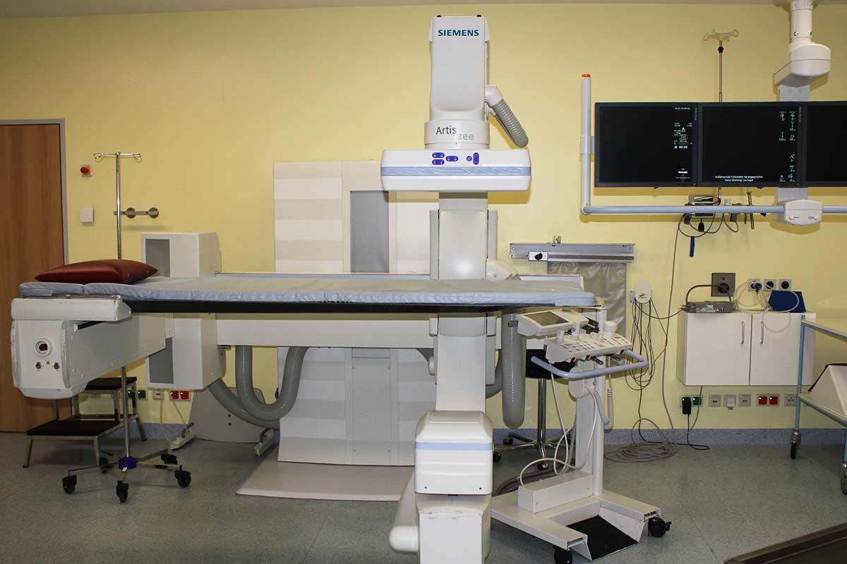Burghausen Angiographie